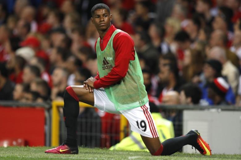 Mental toughness key at Chelsea, says Rashford