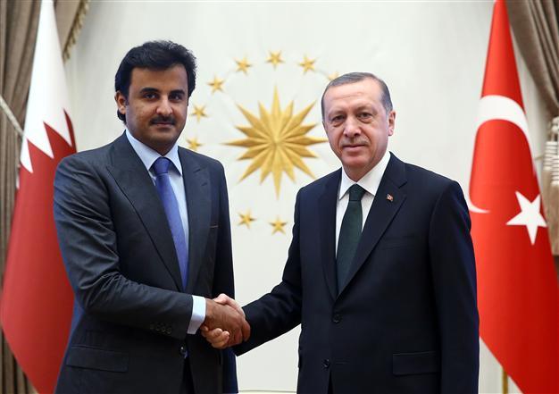 Qatari leader to visit Istanbul today