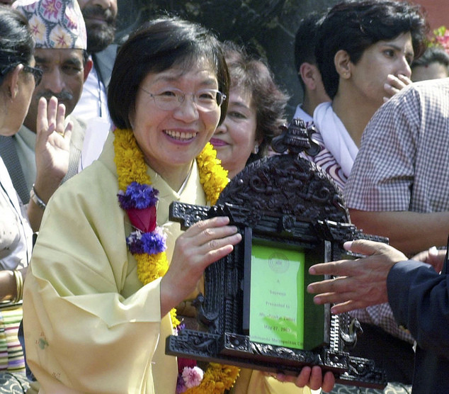 Junko Tabei, first woman to climb Everest, dies at 77