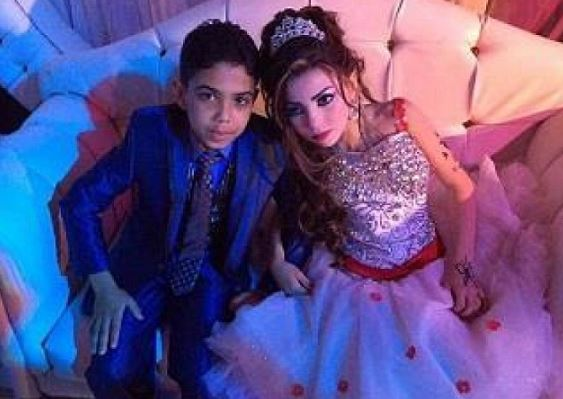 Engagement of 12-year-old boy to his 11-year old cousin in Egypt sparks outrage