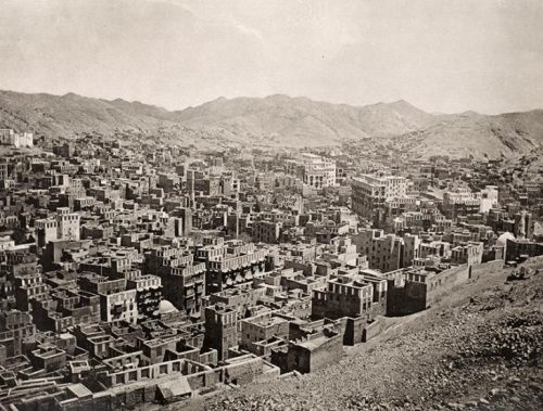 17 INTERESTING images showing Saudi Arabia's transition over 140 years