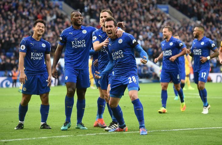 Leicester City cap fine week with victory over Crystal Palace