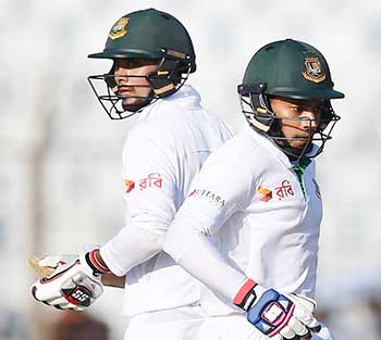Chittagong Test set for dramatic finale
