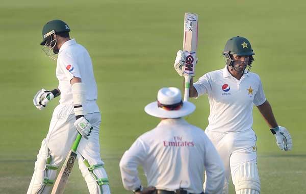 Pakistan build commanding lead over Windies