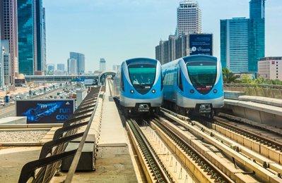 Dubai increases Metro trips during rush hours