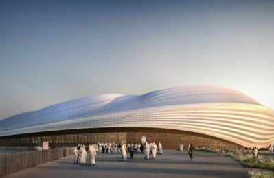 Probe ordered into Qatar stadium site death