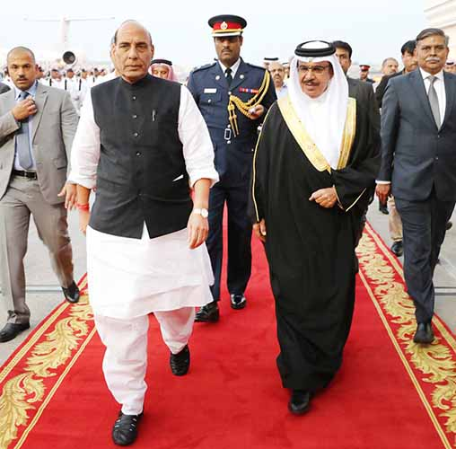 Growth Hailed: Indian minister 'amazed' by Bahrain's development