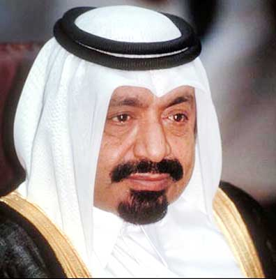Former Qatari Amir is mourned