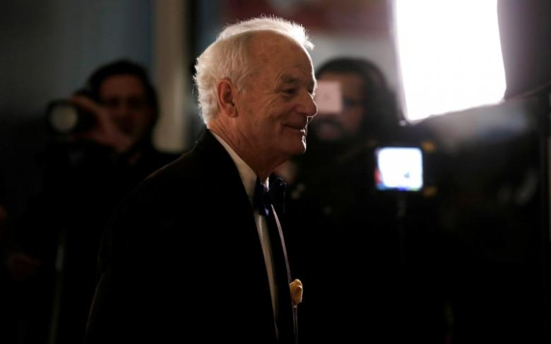 Comedian Bill Murray awarded Kennedy Center's Mark Twain Prize