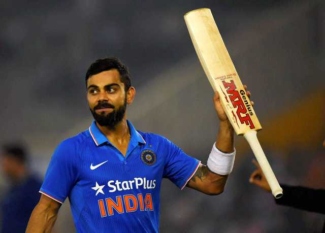 Kohli's 154 takes India to 7-wicket win over New Zealand in third ODI