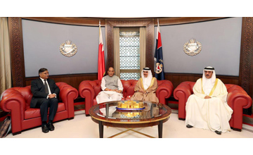 Bahrain, India form joint steering committee to fight terrorism