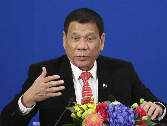 Philippines shifts strategy in war against drugs