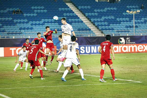 AFC U-19 Championship: Iran and Japan in World Cup finals