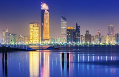 Abu Dhabi hotel rates dip in first eight months