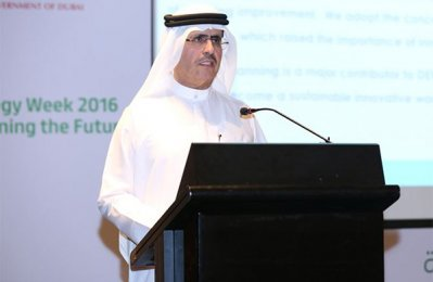 Dewa launches Strategy Week 2016