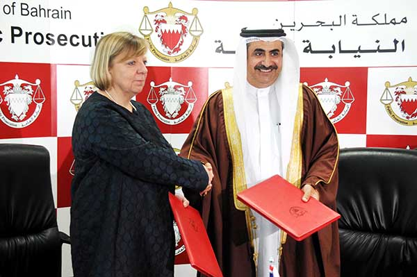 Bahrain and UK sign major deal