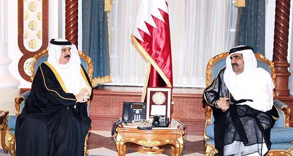 Condolences are offered to Qatar