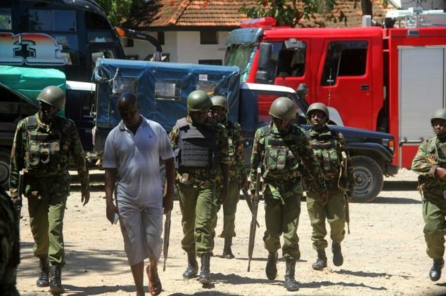 12 killed in Shabaab bomb attack in Kenya