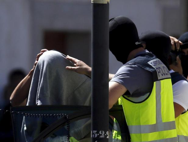 Spanish police arrest two Moroccans accused of supporting Islamic State
