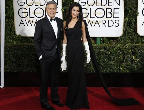 Amal Clooney sparks pregnancy rumours