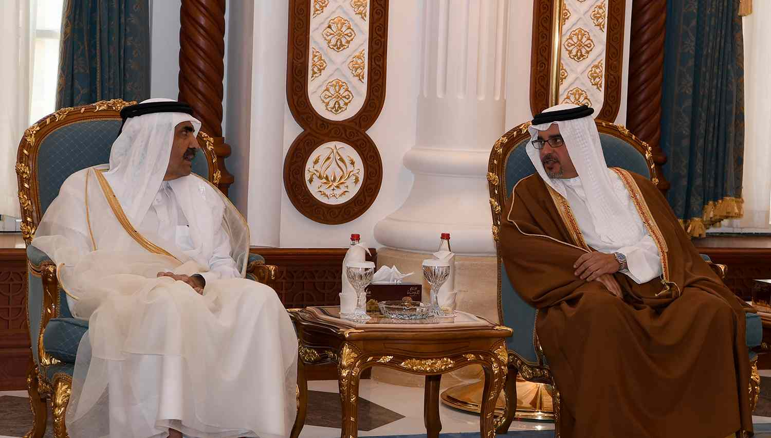 Crown Prince offers condolences to Qatari leadership