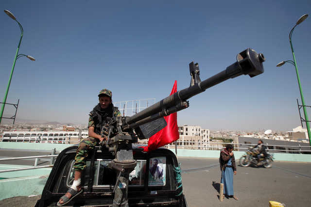 UN Envoy to Yemen hands peace plan to rivals