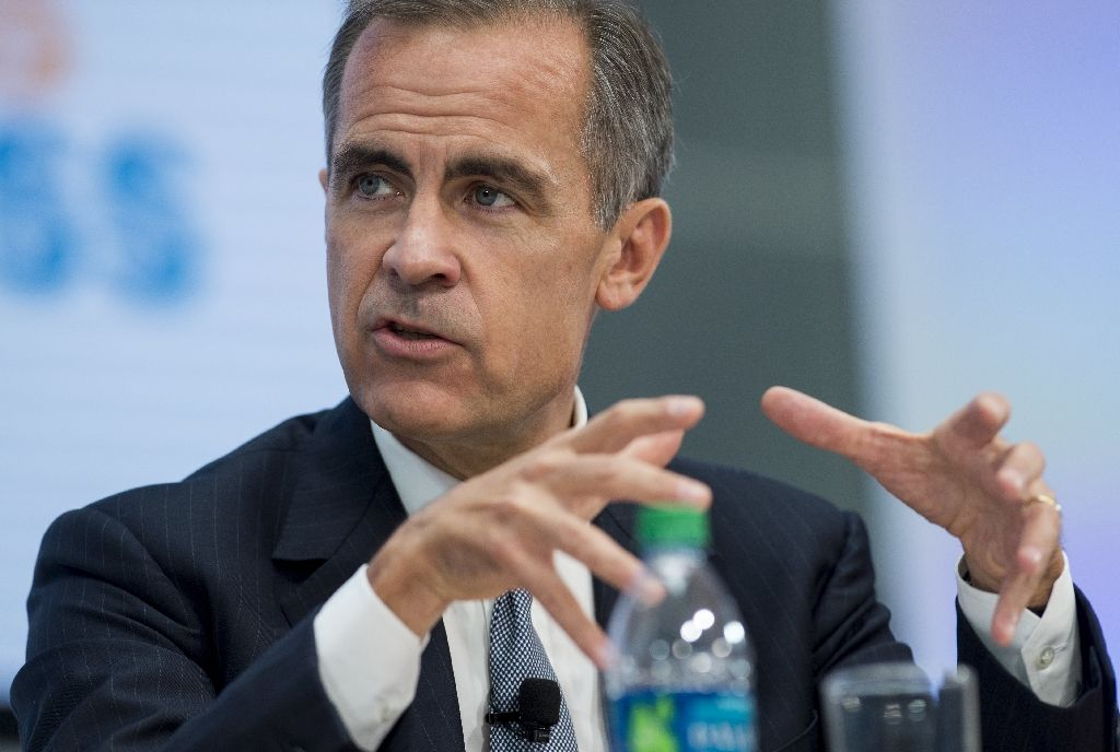 Banks ready to 'adjust' over Brexit: Carney