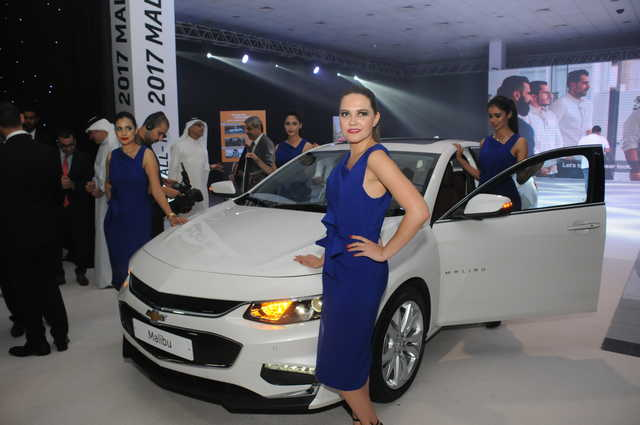 New Chevrolet Malibu launched in Bahrain