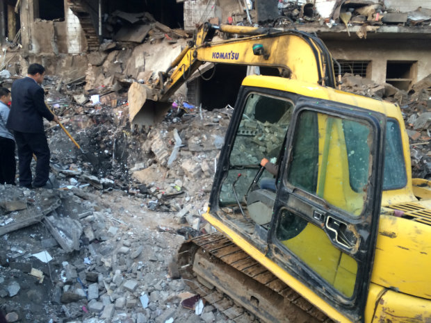 Blast kills 14, injures 147 in northwestern China