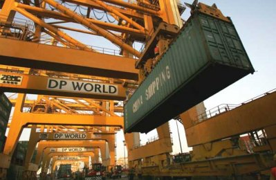 DP World gross container volumes up by 2.2pc