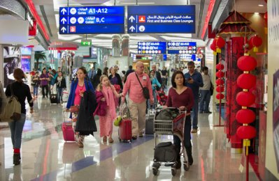 Dubai Airport passenger traffic tops 7m in September