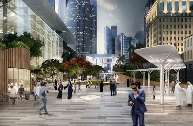 Construction to begin on Gate Avenue at DIFC