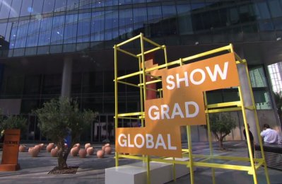145 projects from 50 universities join Grad Show