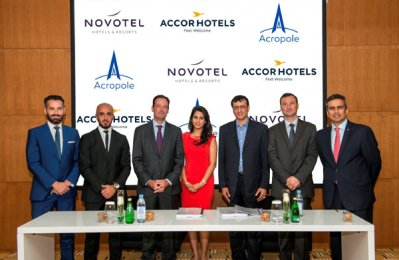 AccorHotels to open Novotel Downtown in Dubai