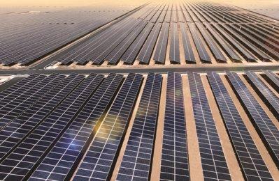 Dubai solar park Phase II construction on track