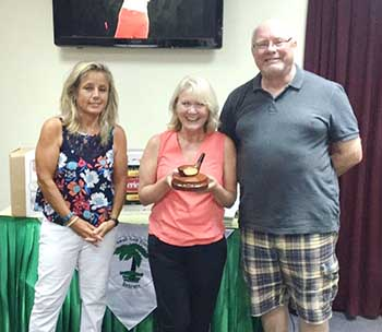 Allison shines in Awali Half Cup stableford event