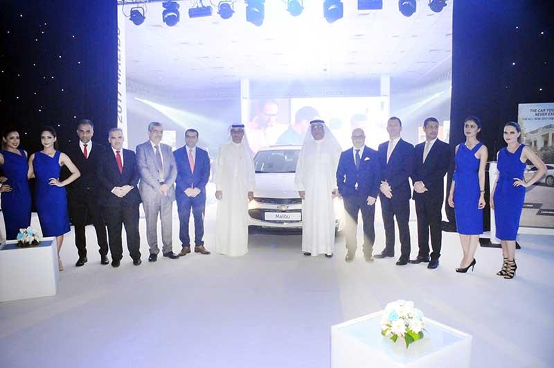 New Chevrolet Malibu launched