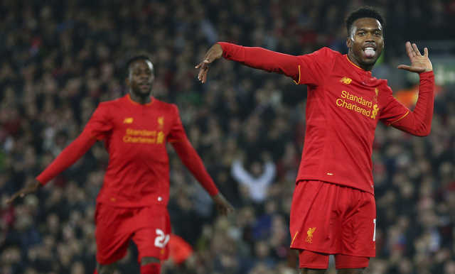 Sturridge puts Liverpool through in League Cup
