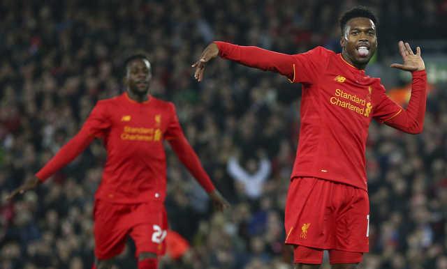 Sturridge puts Liverpool through in League Cup