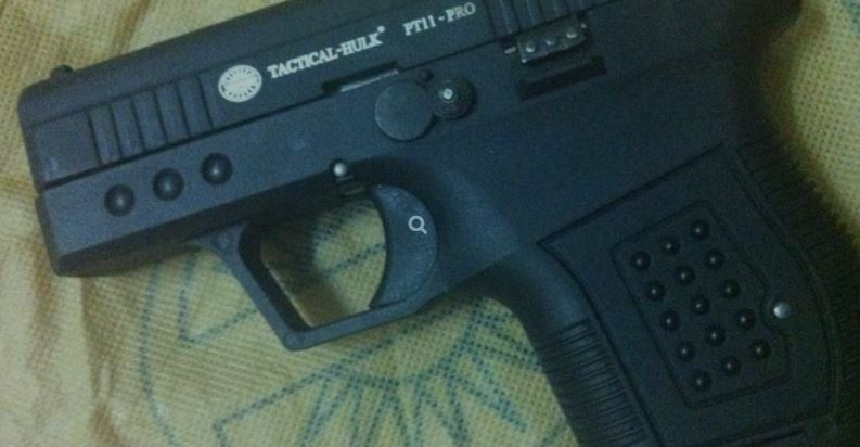 Policeman shot four times at point-blank range, may lose sight