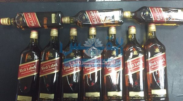 Kuwaiti woman caught with 10 bottles of liquor at Kuwait airport