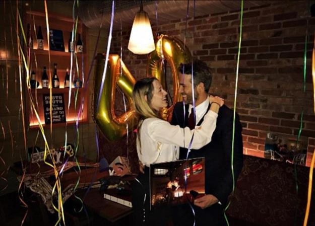 Blake Lively, Ryan Reynolds celebrate his 40th birthday at restaurant where they fell in love