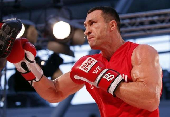 Injured Klitschko gives no thought to retiring
