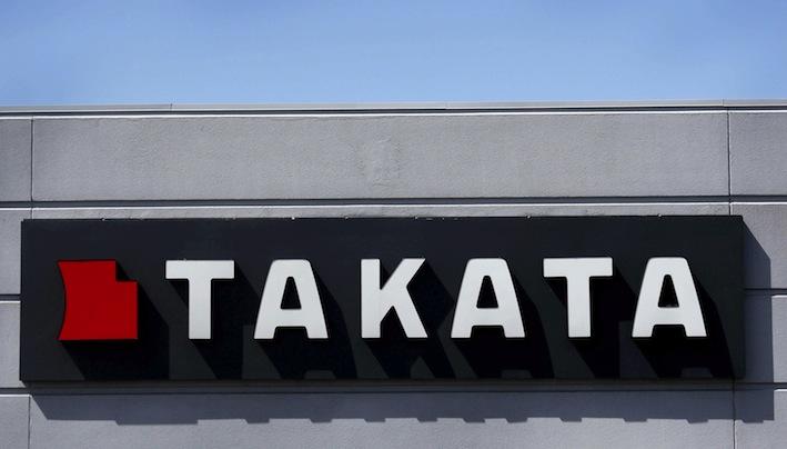 Toyota adds 5.8m vehicles to global Takata recall total