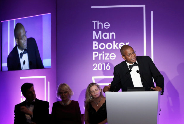 Paul Beatty becomes first US author to win Man Booker Prize