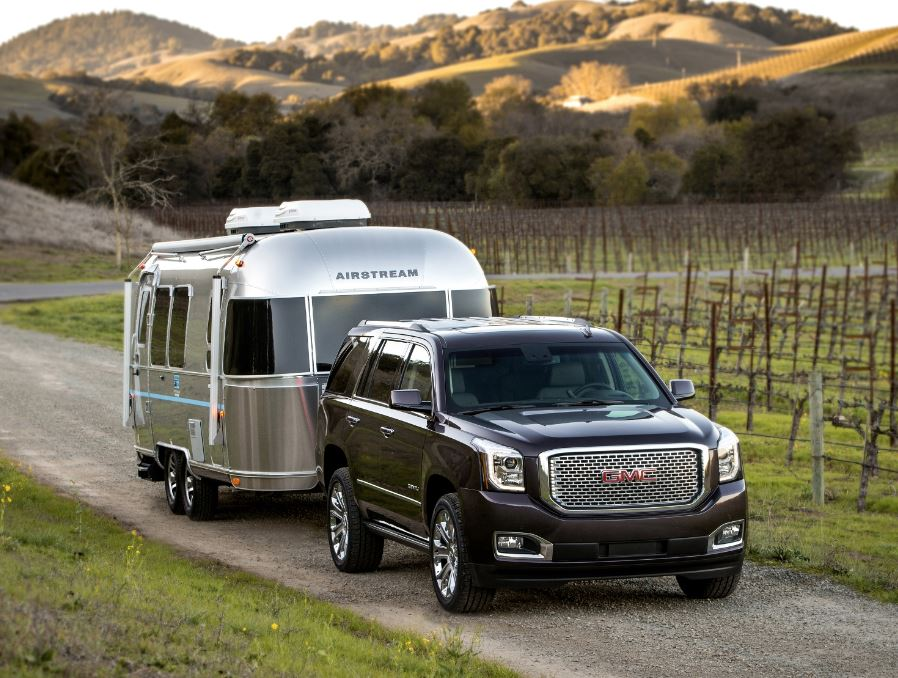 GMC's 10 tips for trouble-free trailering