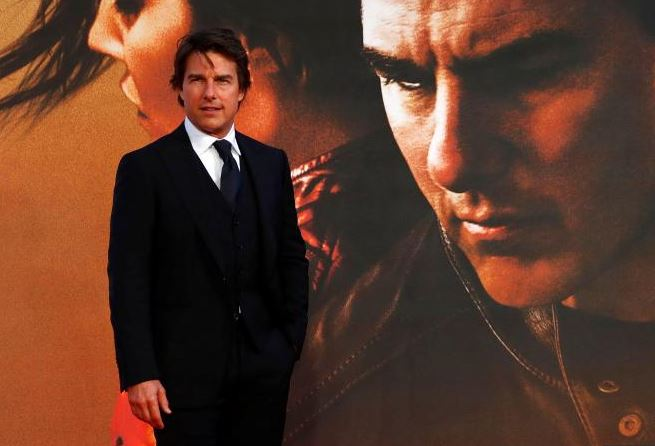 Tom Cruise getting serious with new girlfriend