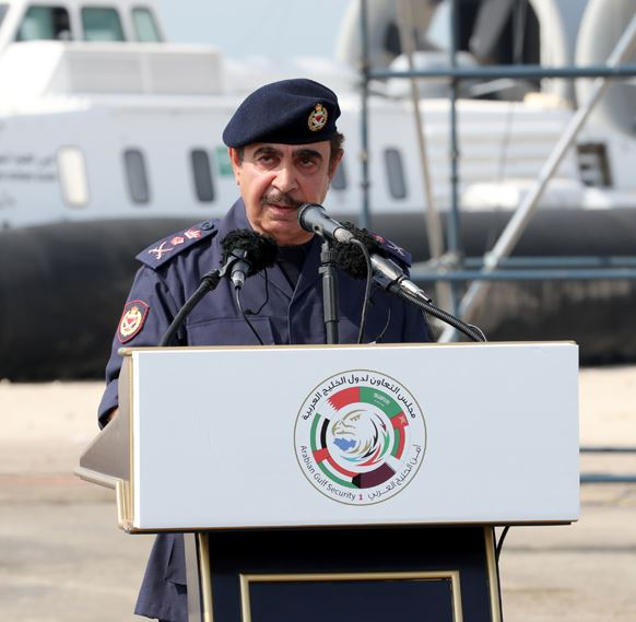 Arabian Gulf Security exercise inaugurated