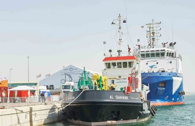 Adipec to offer tours of hi-tech offshore vessels