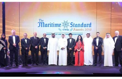 700 executives attend top maritime awards event